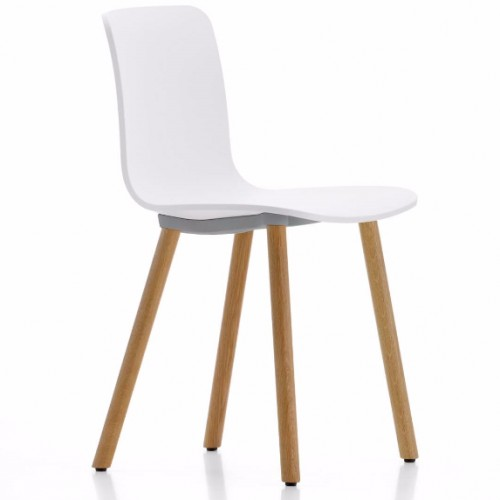 Vitra HAL Wood white / oak natural