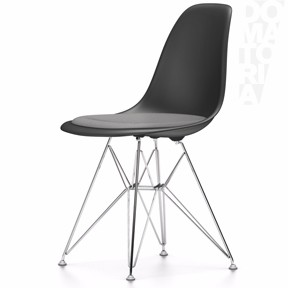Eames Plastic Side Chair DSR with seat upholstery.jpg